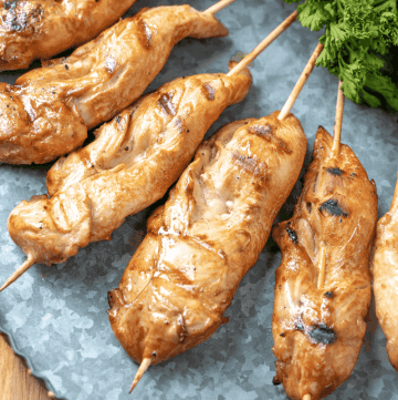 The Best Grilled Chicken Marinade