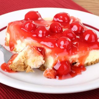 Cherry Cheesecake Bars recipe