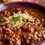 Crock Pot Chili
