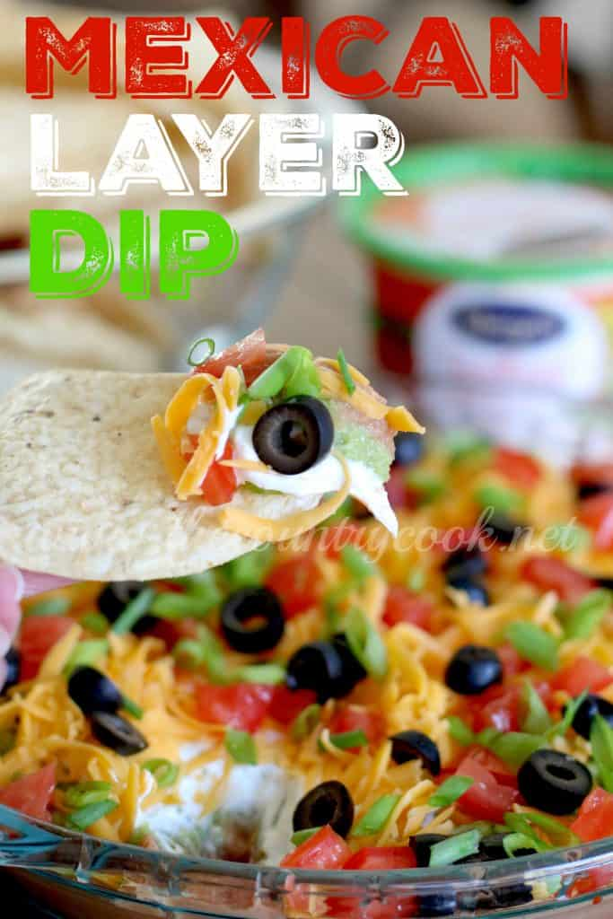 mexican-layer-dip-thecountrycook