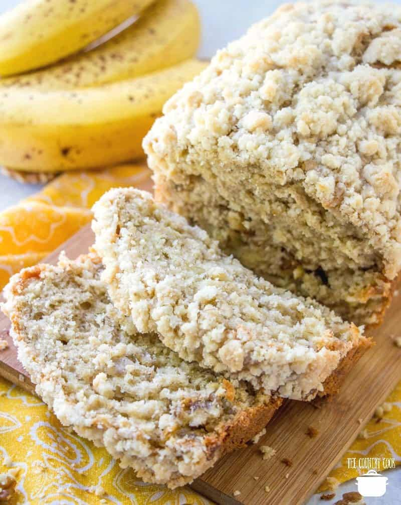 The Best Banana Nut Bread The Country Cook
