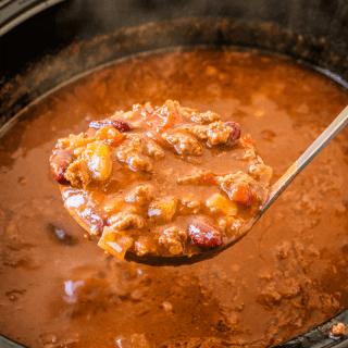 Best Crock Pot Chili