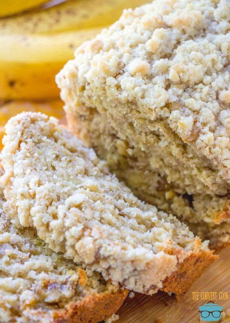 Homemade Banana Cake Calories