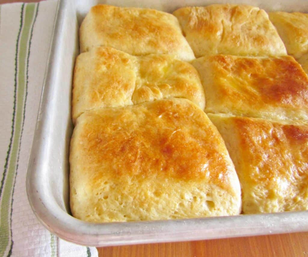 Steakhouse Yeast Rolls recipe