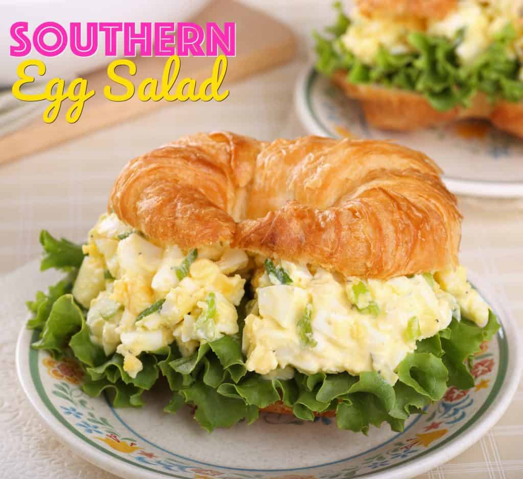Best Southern Egg Salad recipe