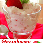 Strawberry Mess