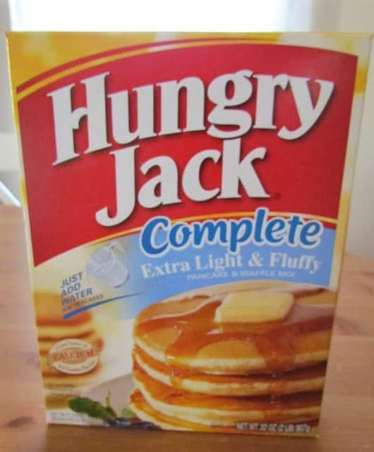Hungry Jack Coffee Cake