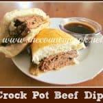 Crock Pot Beef Dips