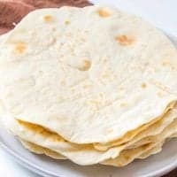 light and fluffy homemade flour tortillas recipe