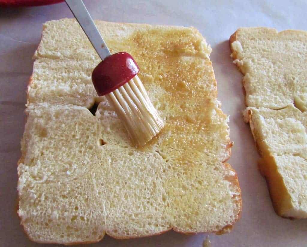 Hawaiian Ham and Cheese Rolls