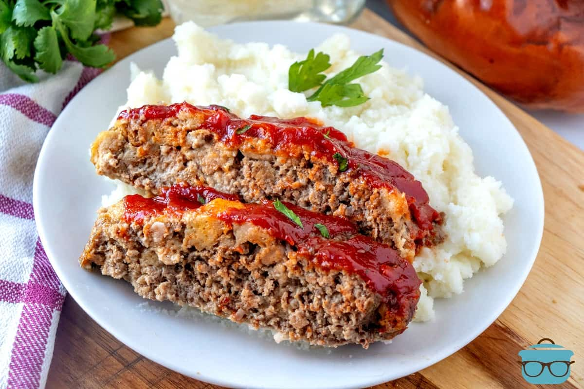 Momma S Best Meatloaf Recipe Video The Country Cook