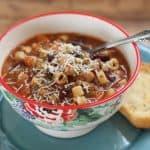 Crock Pot Olive Garden Pasta E Fagioli Soup