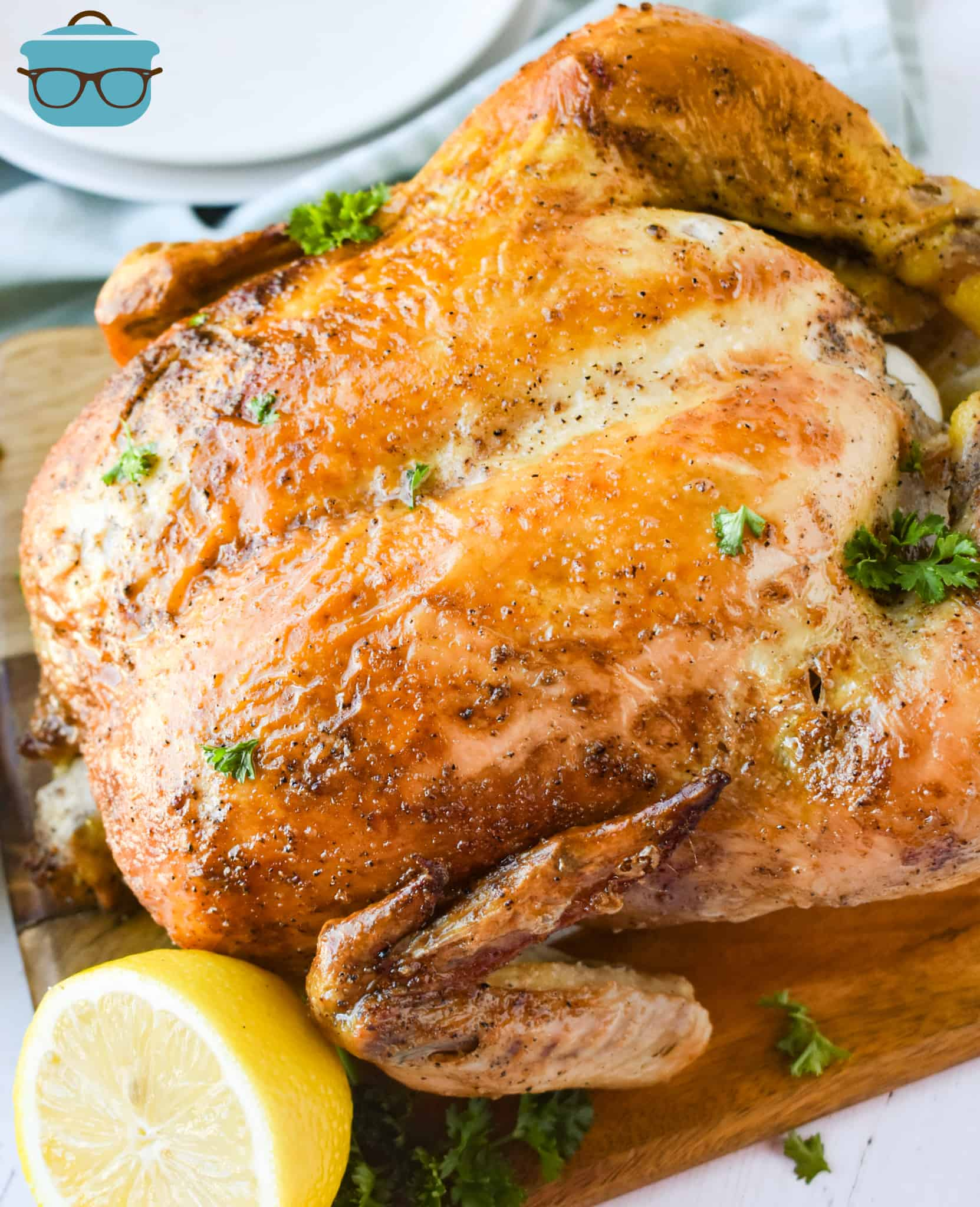 The Best Roast Chicken Video The Country Cook