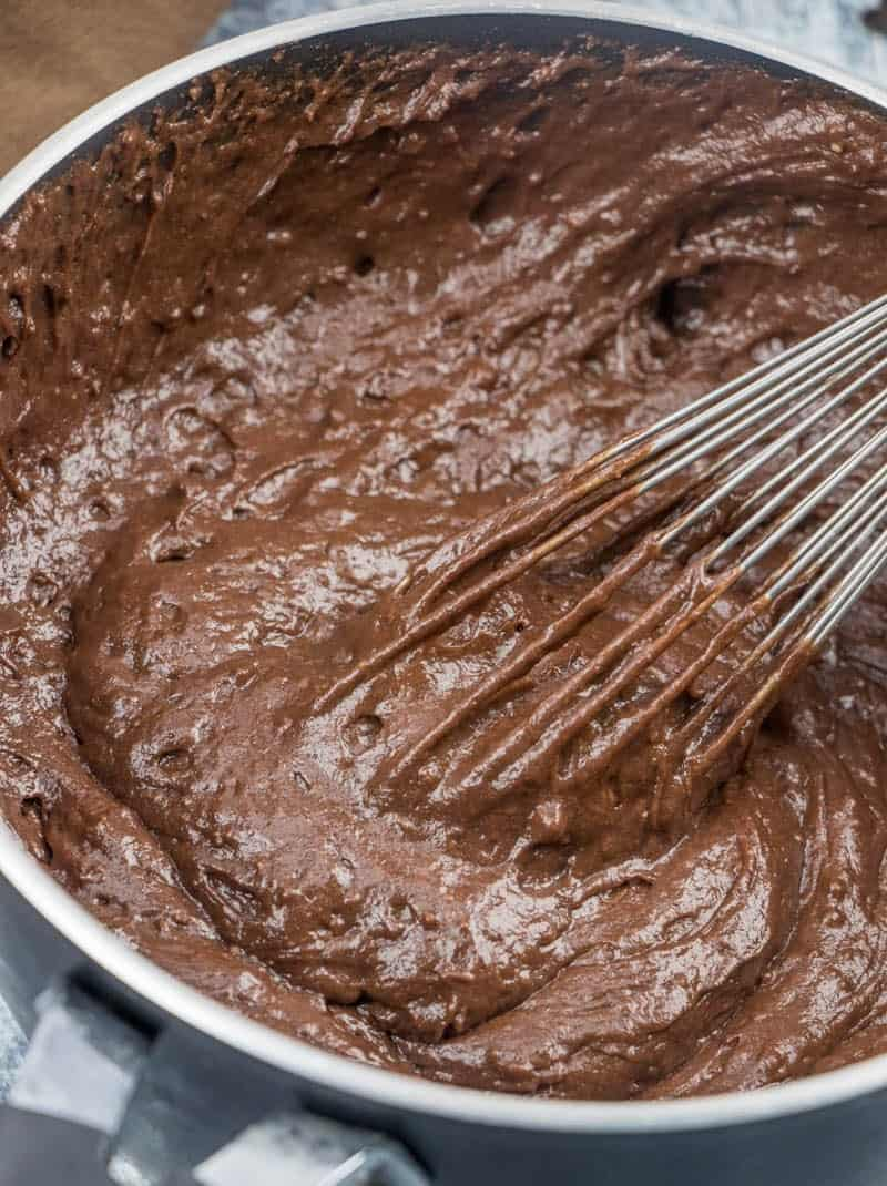 Chocolate Brownie Cake - The Country Cook dessert