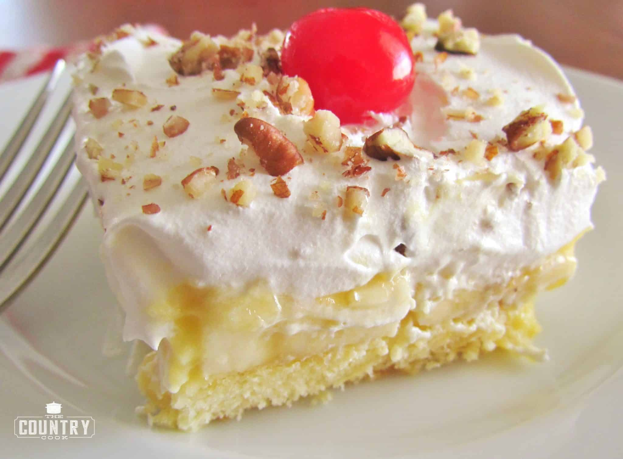 Cake Recipes Cooked In Microwave: No-Bake Twinkie Cake