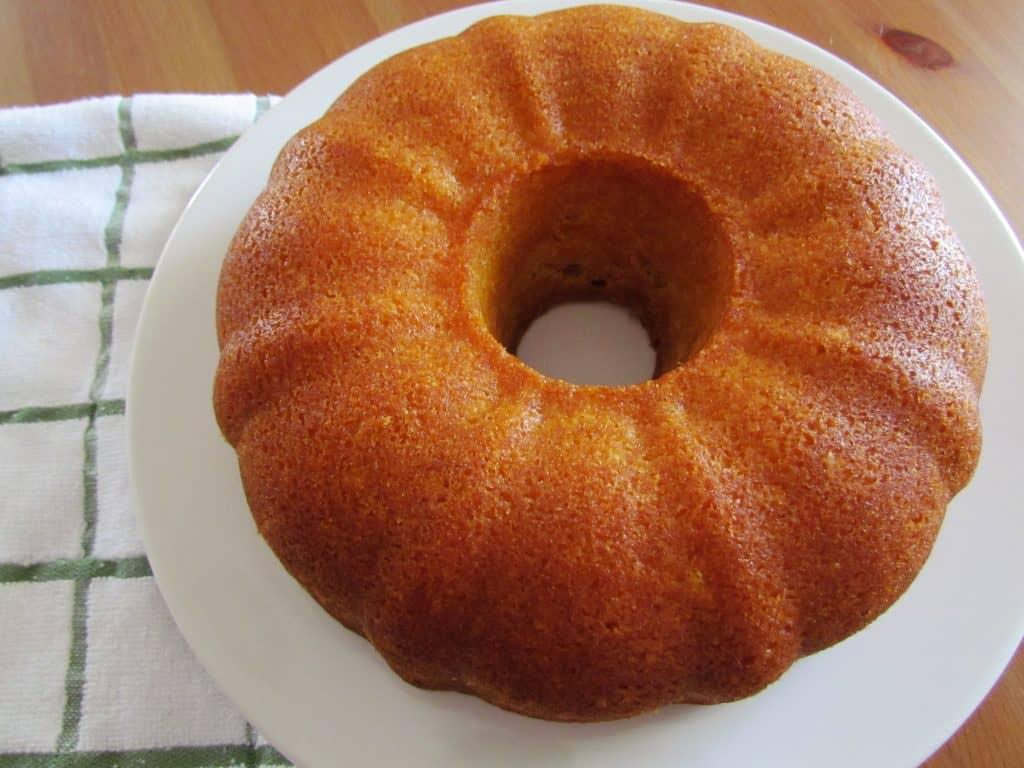 7Up Bundt Cake