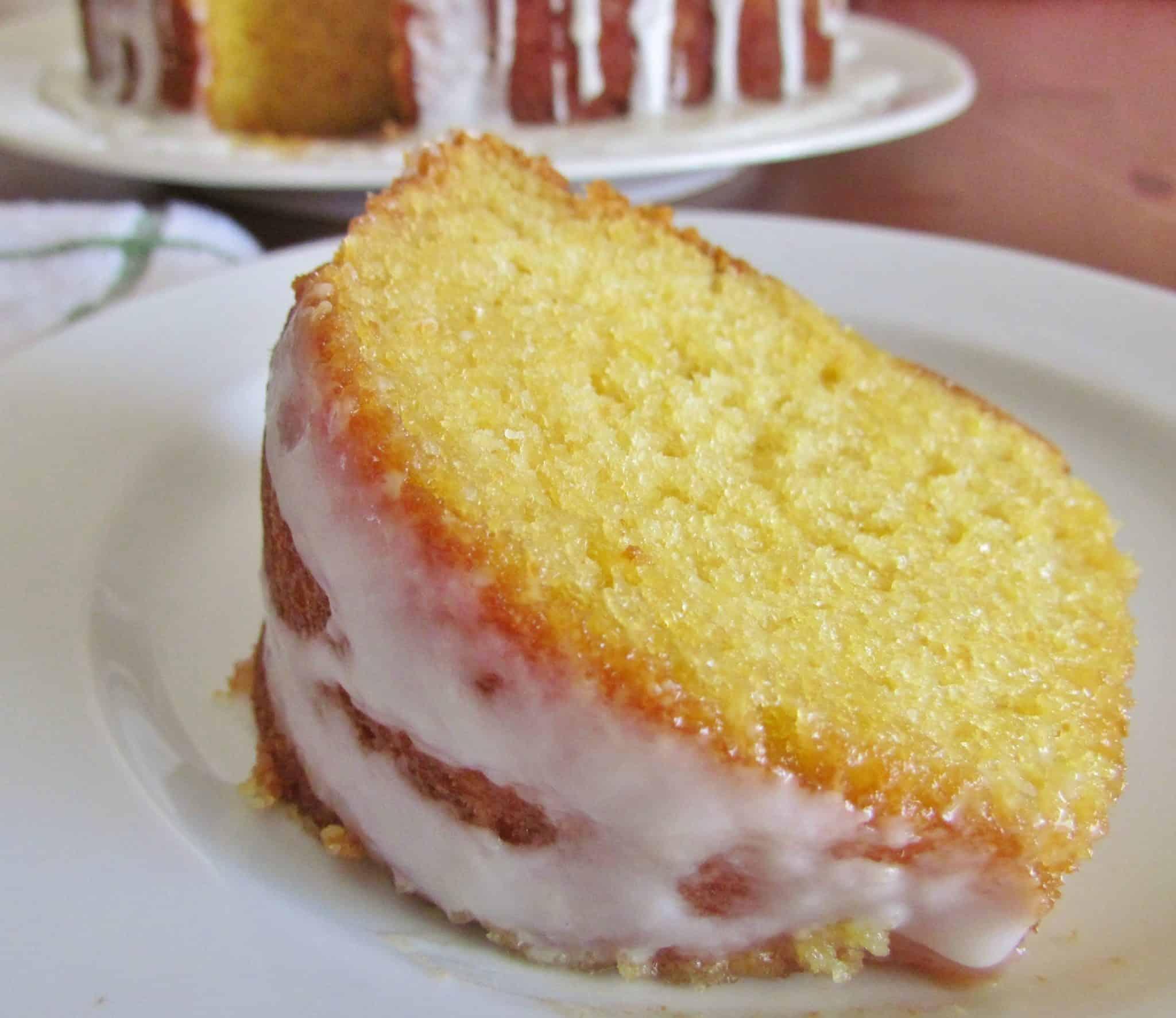 How To Make Cherry Lemon Sundrop Cake