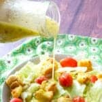 Homemade Copycat Olive Garden Italian Salad Dressing