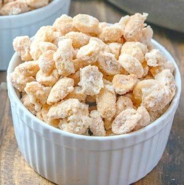 easy sugared peanuts thumbnail