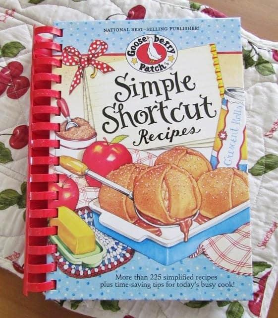 Gooseberry Patch Simple Shortcut Recipes