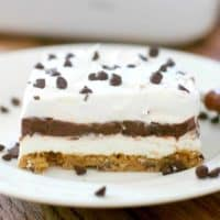 Cookie Monster Layered Dessert recipe