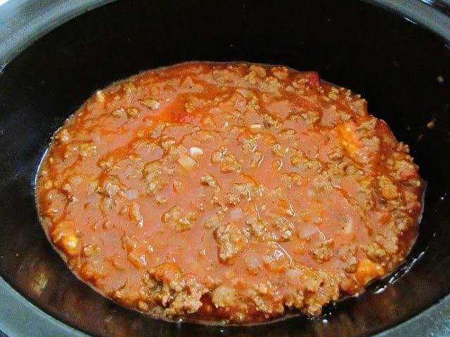 Crock pot lasagna the country cook
