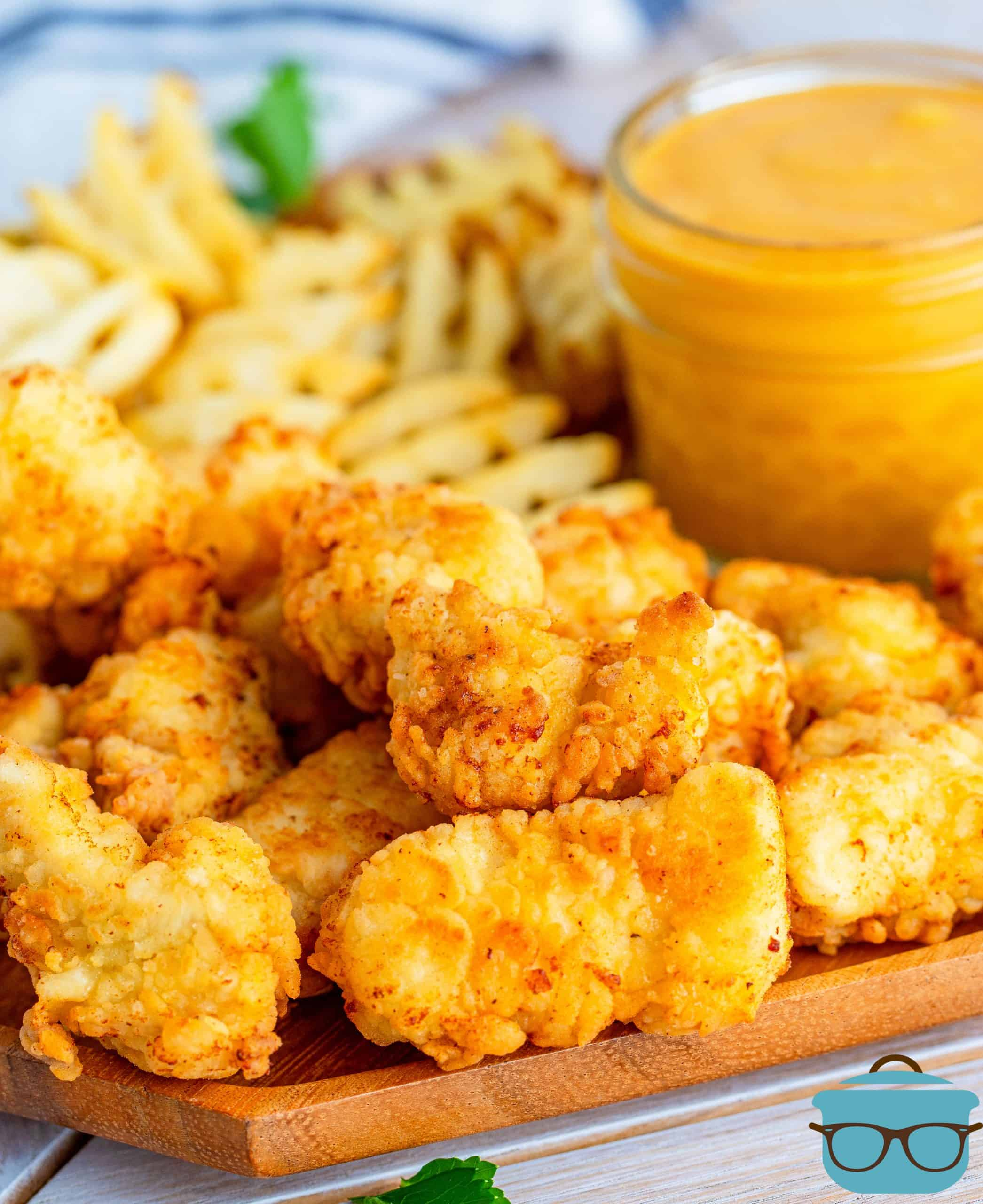 Copycat Chick Fil A Chicken Nuggets The Country Cook