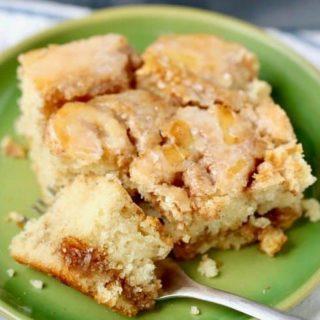 Homemade Cinnamon Roll Cake recipe