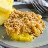 Best Southern Pineapple Casserole recipe