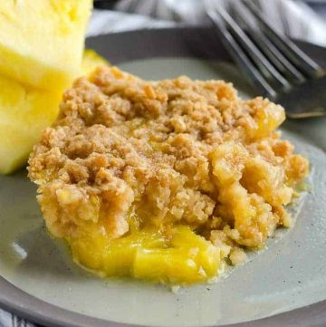 Best Southern Pineapple Casserole recipe