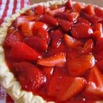 Shoney's Strawberry Pie