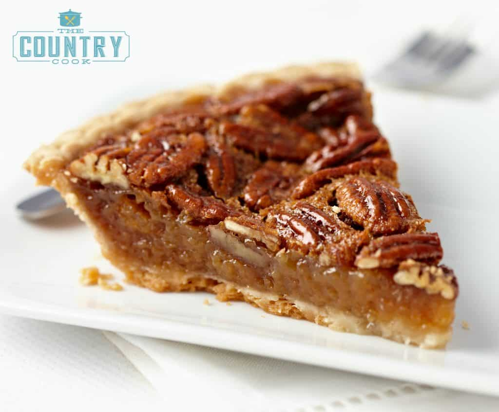 Best Southern Pecan Pie The Country Cook