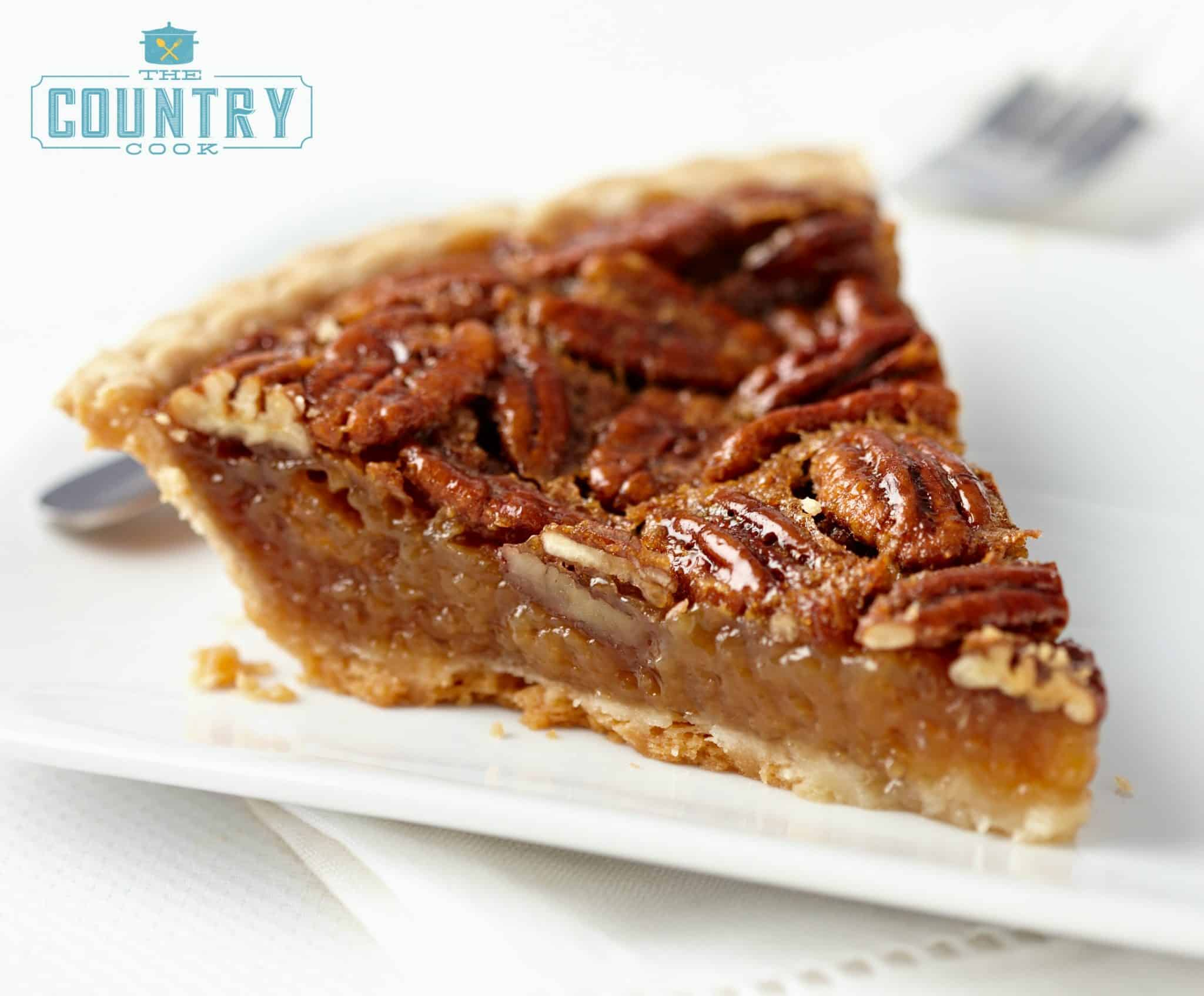 Southern Pecan Pie The Country Cook