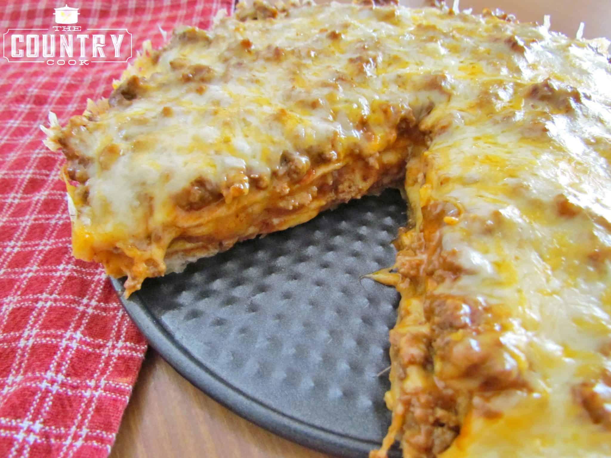 Squishy Recipe : soft taco bake recipe
