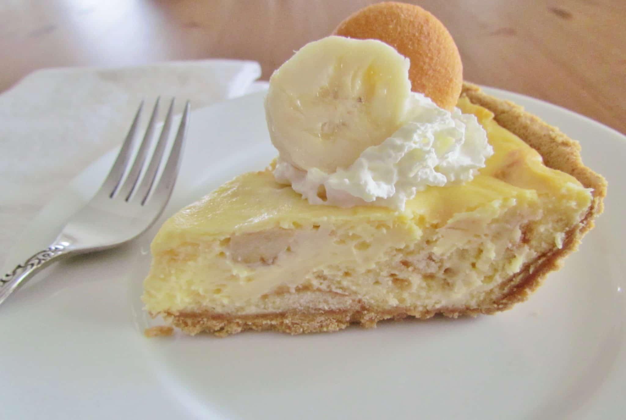 Recipe For Easy Banana Pudding Cake