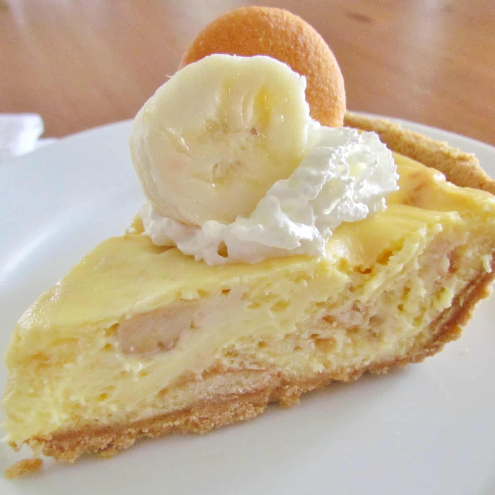 Banana Pudding Cheesecake The Country Cook
