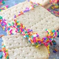 No Bake Graham Cracker Goodies