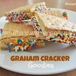 Graham Cracker Goodies