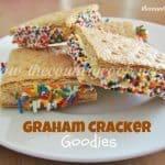 Graham Cracker Goodies