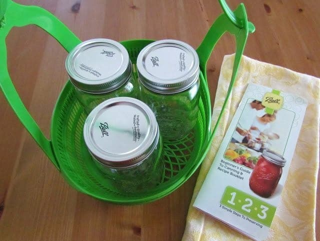 pickling and canning jar kit