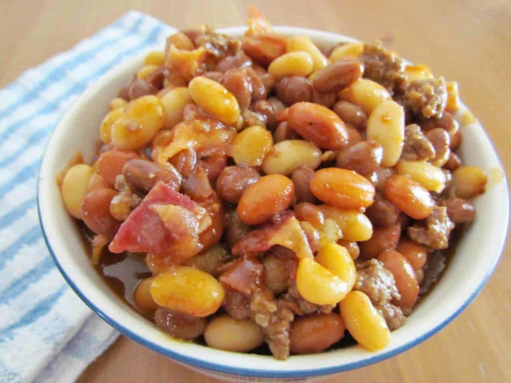 Calico Baked Beans