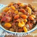 Cowboy Calico Baked Beans