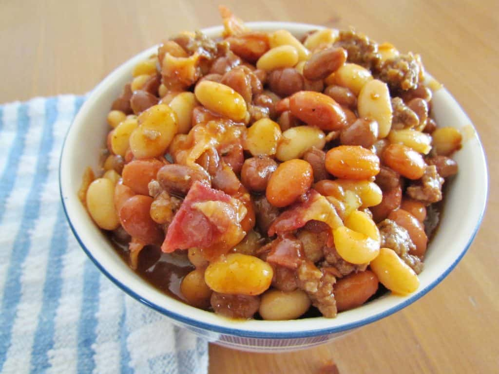 Calico Baked Beans The Country Cook