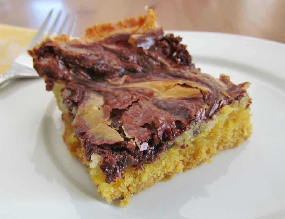 Paula Deen Chocolate Butter Cake