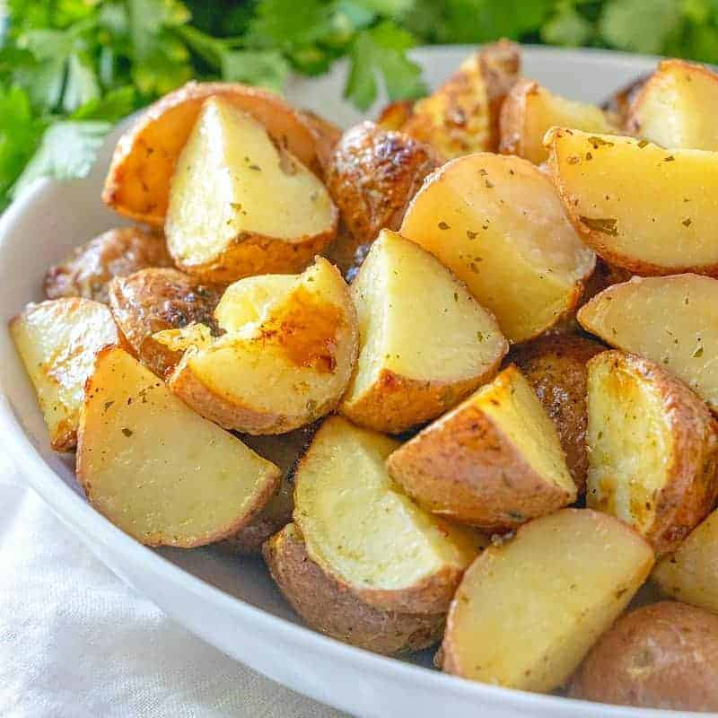 Ranch Roasted Potatoes recipe