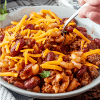 The Best Chili Mac recipe
