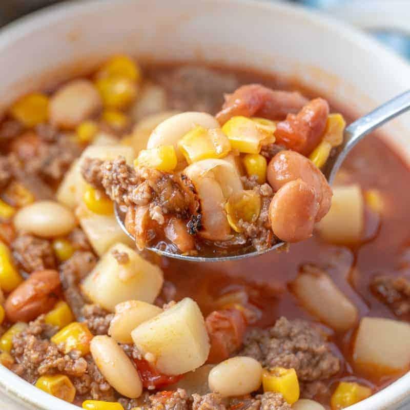 The Best Brunswick Stew recipe