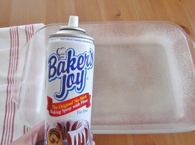 Baker's Joy floured nonstick cooking spray