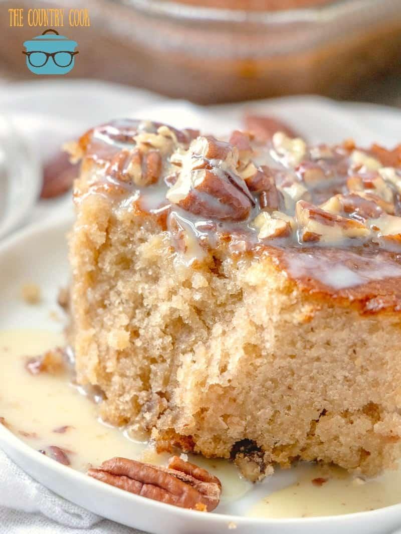Butter Pecan Bundt Cake Mix Recipe