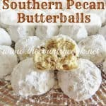 Southern Pecan Butterballs